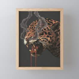 WRATH Framed Mini Art Print