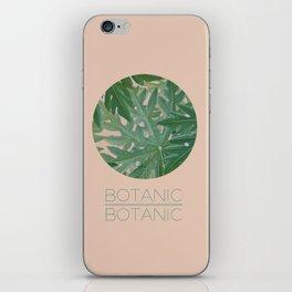 BOTANIC BOTANIC iPhone Skin