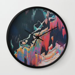 FRHRNRGĪ Wall Clock