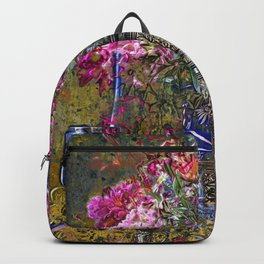 Empty Queen Backpack