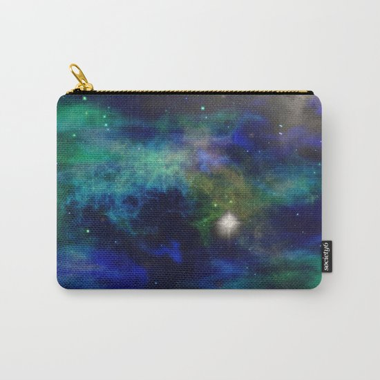 Stars and Waves Carry-All Pouch