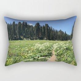 Sequoia National Park Wonders Rectangular Pillow