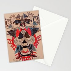 illustrated dreams Stationery Cards