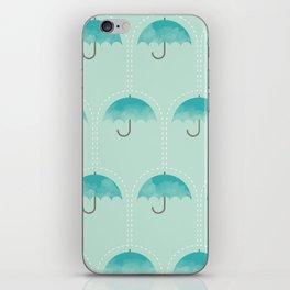Umbrella Falls iPhone Skin