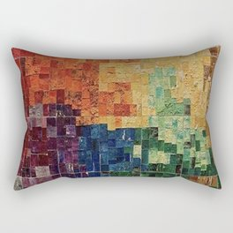 Yanina de Martino Pop Art  Rectangular Pillow