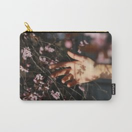 Soft touch Carry-All Pouch