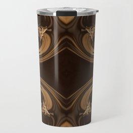 Sequential Baseline Pattern 16 Travel Mug