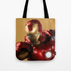 Iron Man MK VII Tote Bag