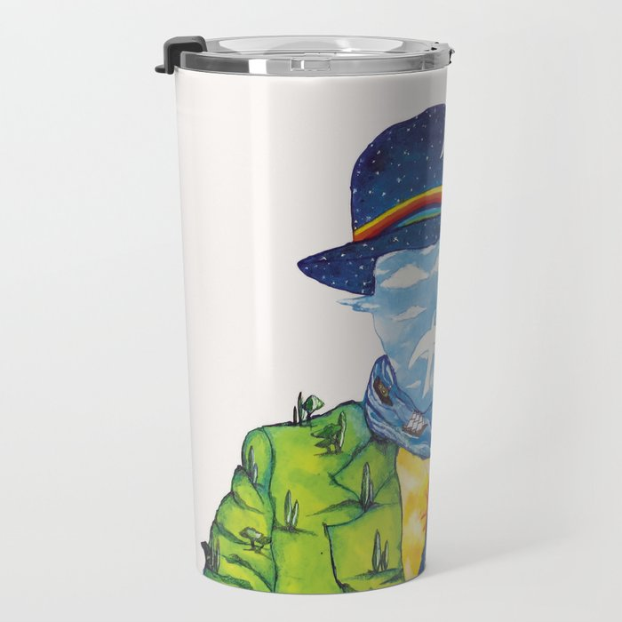 Homage to Sergio Travel Mug