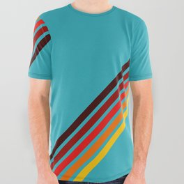 Agogwe All Over Graphic Tee