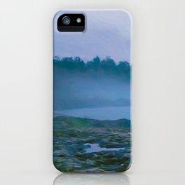 North Shore Fog iPhone Case
