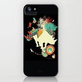 Rhino iPhone Case