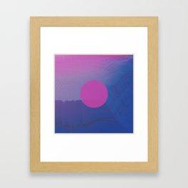 weight. Framed Art Print