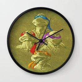 THE BROTHERHOOD Wall Clock