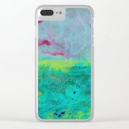 Indo Dream Clear iPhone Case
