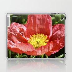 Red Poppy I Laptop & iPad Skin