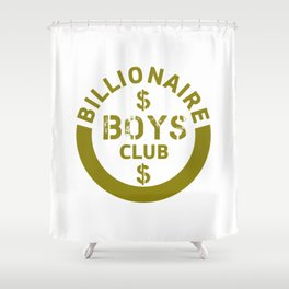 billionaire boys club #society6 #decor #buyart #artprint Shower Curtain