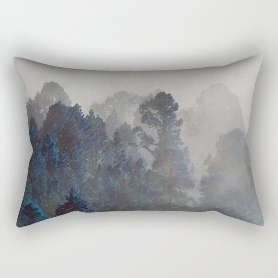 And So The Story Began #society6 Rectangular Pillow