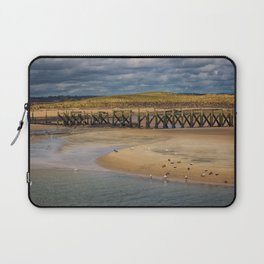 The Meeting Place Laptop Sleeve