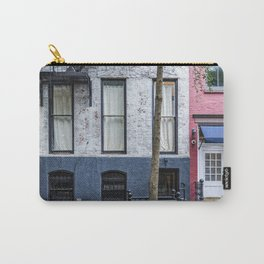 Old Greenwich Village apartment Carry-All Pouch