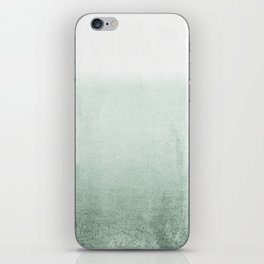 FADING GREEN EUCALYPTUS iPhone Skin