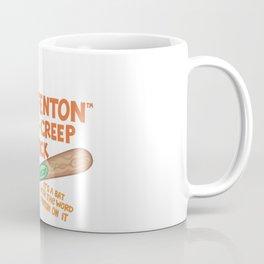 The Fenton Anti-Creep Stick Coffee Mug