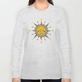 Summer's Joy Long Sleeve T-shirt