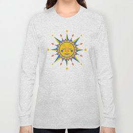 Summer's Joy Long Sleeve T-shirt