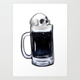 Chug // Unplug Art Print