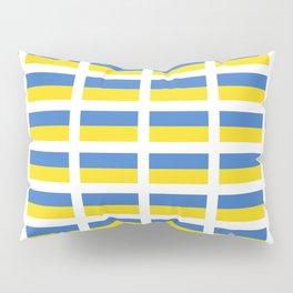 Flag of Ukraine -Ukrainian,Україна, Ucrania,kiev,sevastopol Pillow Sham