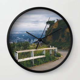 Lost City Boy Wall Clock