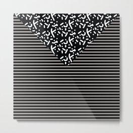 Pattern 102 Metal Print