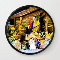 colombia Wall Clocks featuring Colombia diverse. by Alejandra Triana Muñoz (Alejandra Sweet