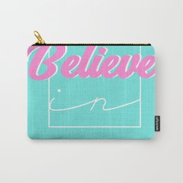 Believe in yourself #society6 Carry-All Pouch