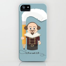 Little Will iPhone Case