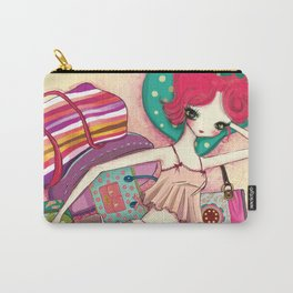 Bag-a-holic by Liselle Carry-All Pouch