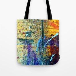 Easel Abstract 8 Tote Bag