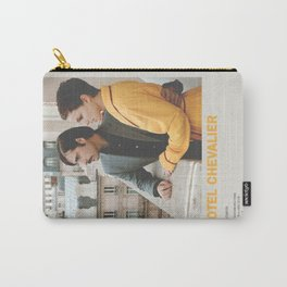 Hotel Chevalier Minimal Movie Poster No 01 Carry-All Pouch