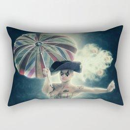 Columbina moonlight Rectangular Pillow