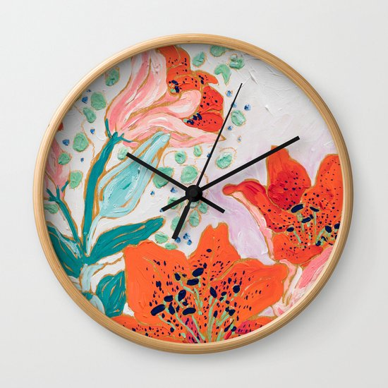 Orange Lily by larameintjes