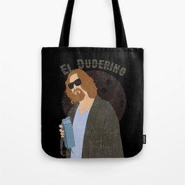 El Duderino Tote Bag