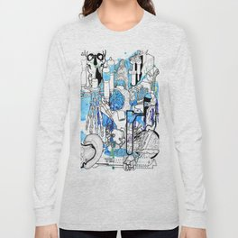 Distant Parts Long Sleeve T-shirt