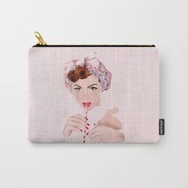Pinup girl Carry-All Pouch