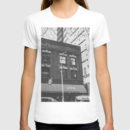 Art Deco Architecture in Portland, Oregon T-shirt