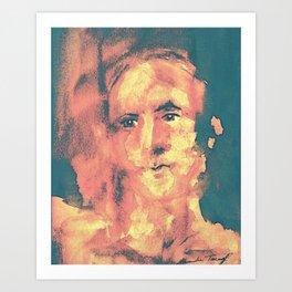 The Crossroad Art Print