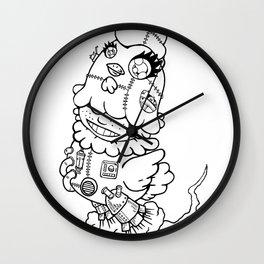niwatori [Chicken] Wall Clock