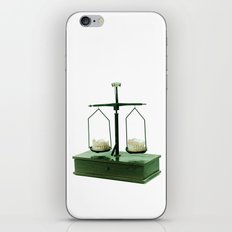 Balança iPhone & iPod Skin