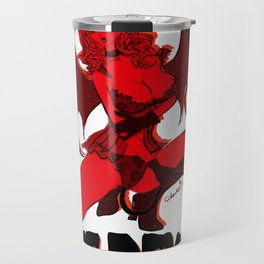 Diable Rouge Travel Mug