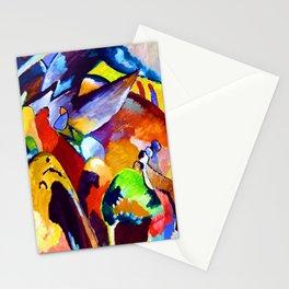 Wassily Kandinsky Improvisation XIX Stationery Cards