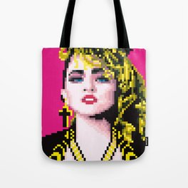 Virgin-like girl Tote Bag